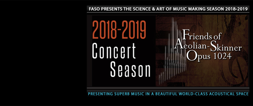 FASO 2018-2019 Season<br>