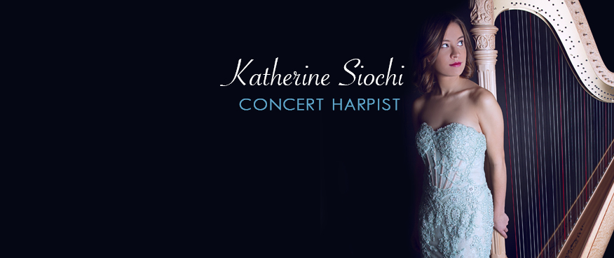 Katherine Siochi, Harpist<br>